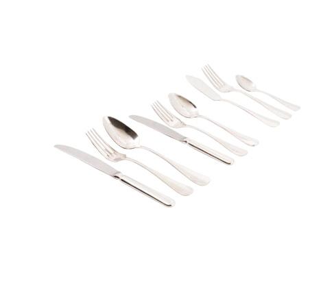 couteau de table argent - Location Vaisselle Mariage Marseille