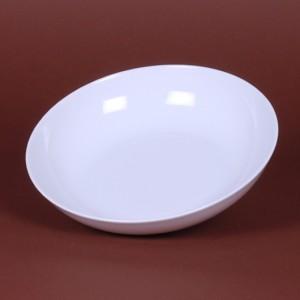 Assiette à potage blanche  Ø 20cm