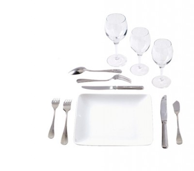 Fourchette de Table Luxe
