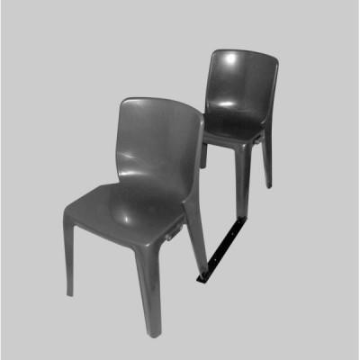 Location Barre au sol inter-rangées pour chaise Denver