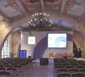 Location de matériel pour conférence professionnelle