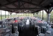 Quelques exemples de réalisations de soirées de réception avec le matériel loué par Lecourtier Location